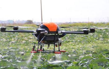 Global Agricultural Drones Market