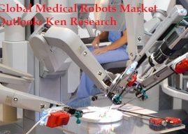 Landscape Of The Global Medical Robots Market Outlook: Ken Research