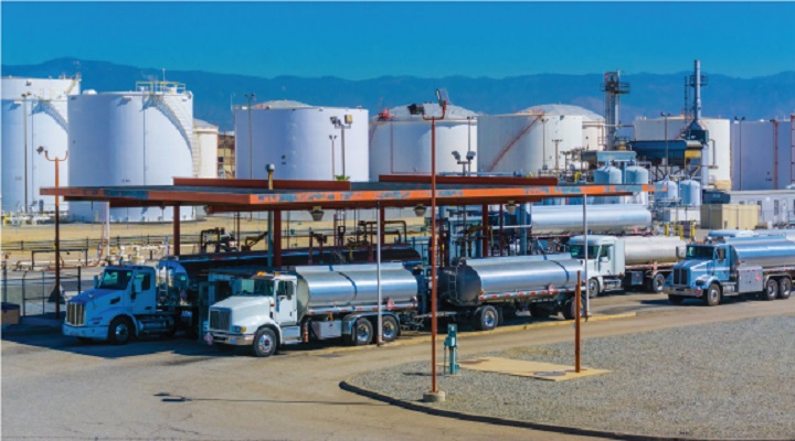 Global Retail Oil And Gas Logistics Market