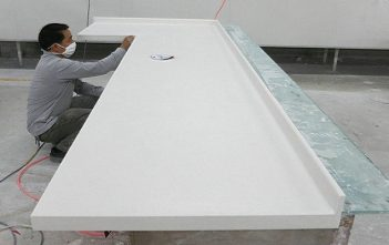 Global Corian Acrylic Solid Surface