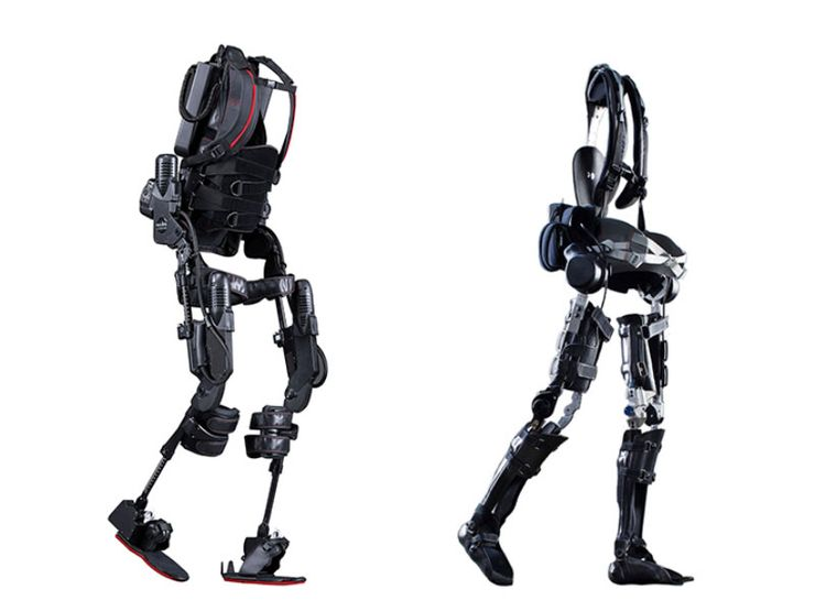 Global Robotic Exoskeletons Market