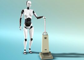Increasing Potential In The Global Cleaning Robots Market Outlook: Ken Research
