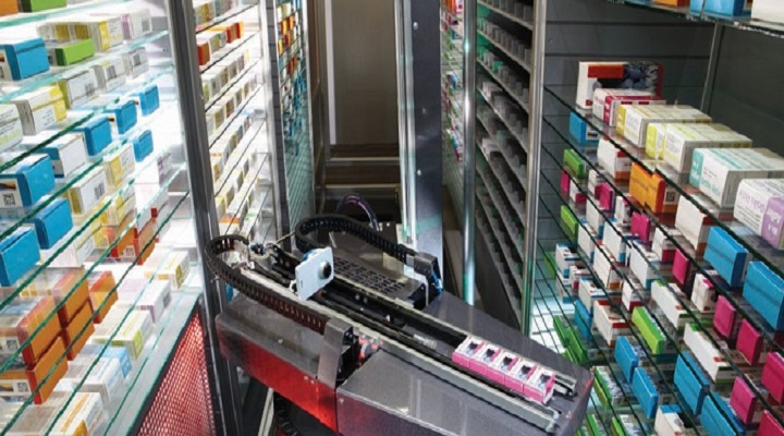 Global Pharmacy Automation Systems Market 2017-2025