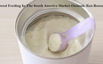 South America enteral feeding formulas market