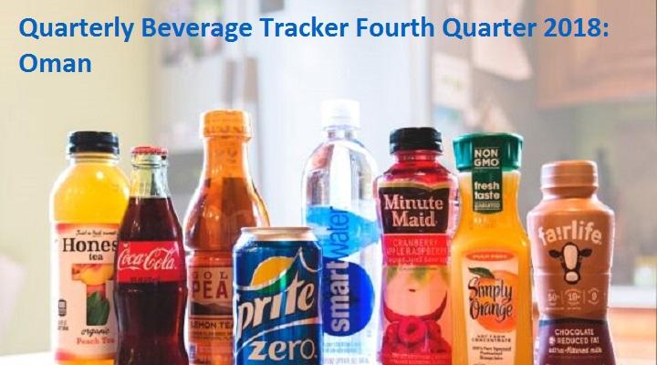 Quarterly Beverage Tracker Fourth Quarter 2018 Oman
