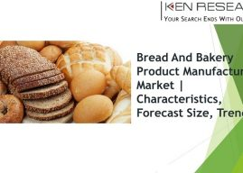 Coming Trends In The Bread And Bakery Products Manufacturing Market Outlook: Ken Research