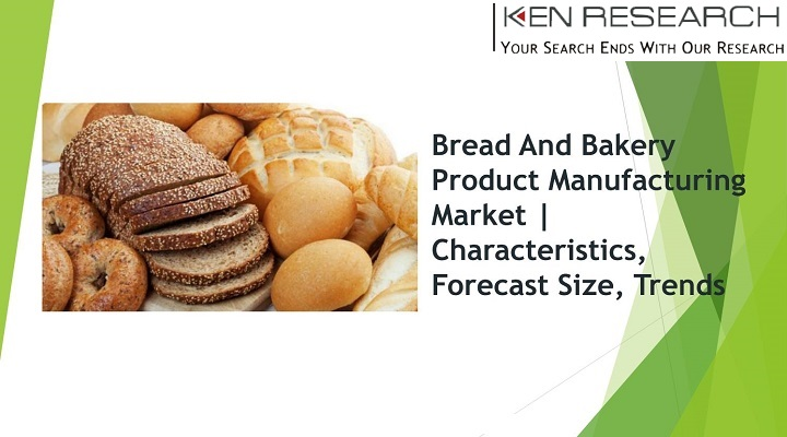 Bread And Bakery Product Manufacturing Market