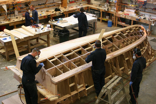 Global Boat Building And Repairing Market