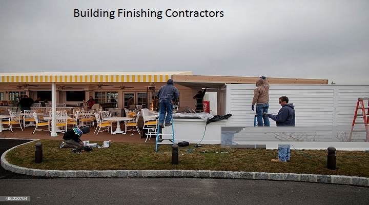 Global Building Finishing Contractors Market
