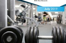 South Africa Gym and Fitness Centre Market Cover Page