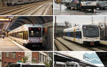 Global Commuter Rail And Public Bus Services Market