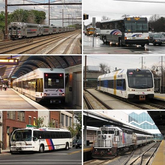 Global Commuter Rail And Public Bus Services Market