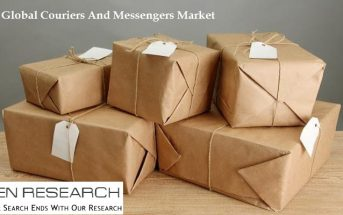 Global Couriers And Messengers Market