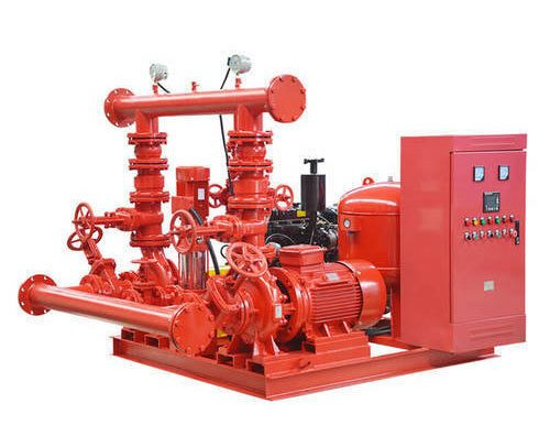 Rise in Incidence of Fire at Manufacturing Industries & Residential Areas Expected to Drive World Fire Pump Market over the Forecast Period: Ken Research