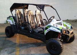 Increase in Ability of Vehicle to Operate in Rough Terrains Expected to Drive World UTV (Utility Terrain Vehicle) Market over the Forecast Period: Ken Research