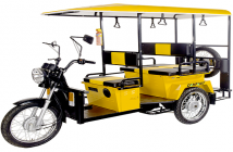India Electric Rickshaw (E-Rickshaw) Market Research Report