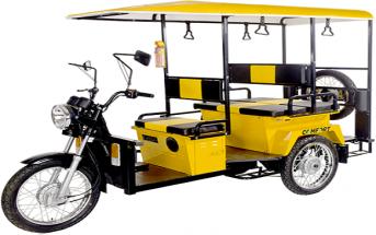 India Electric Rickshaw (E-Rickshaw) Market Research Report