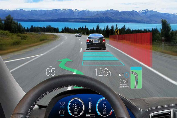 Latin America Automotive Head-Up Display Market Research Report