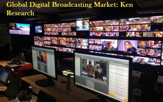 Digital Broadcasting Market
