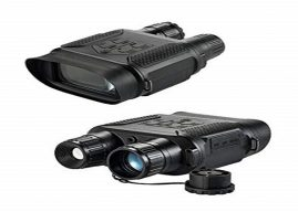 Increase in Concern about Security Expected to Drive World Infrared Night-Vision Scope Market over the Forecast Period: Ken Research