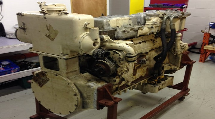 Global Marine Engine Market Research Report
