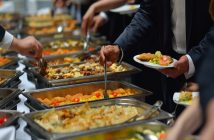 Middle East Catering Market