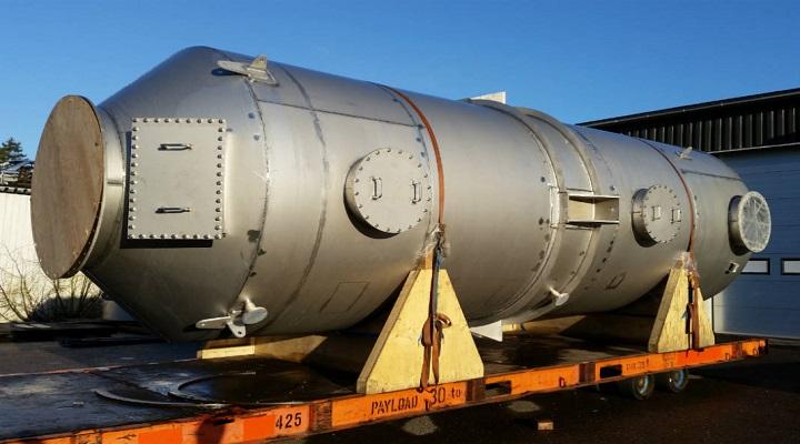 Global Ship Exhaust Gas Scrubber Market
