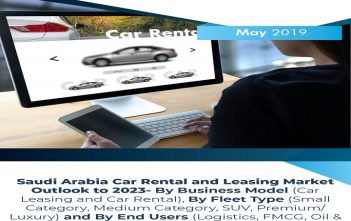 Saudi Arabia Car Rental and Leasing Market Cover Page