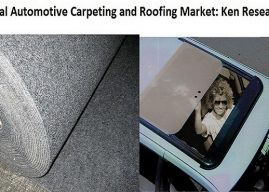 Different Views and Accelerators of the Worldwide Automotive Carpeting and Roofing Market Outlook: Ken Research
