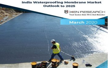 India Waterproofing Membrane Market cover