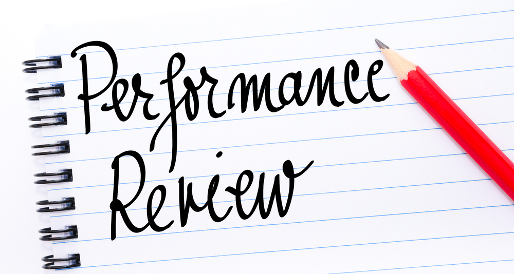 review business performance