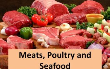 Global Meat, Poultry And Seafood Market