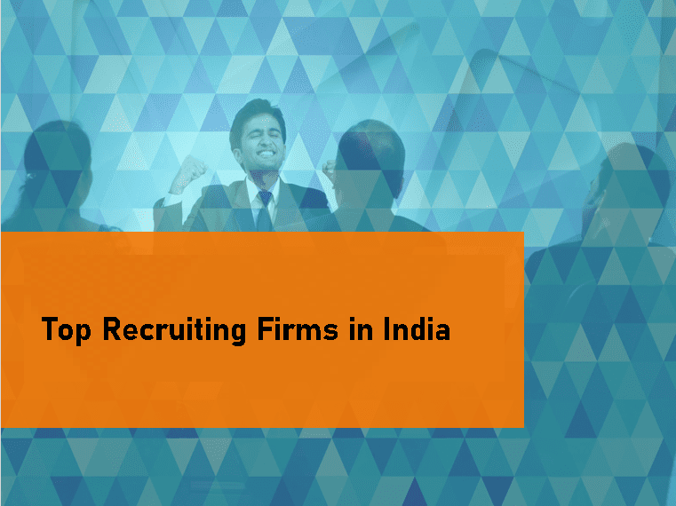 Top Recruiting Firms in India