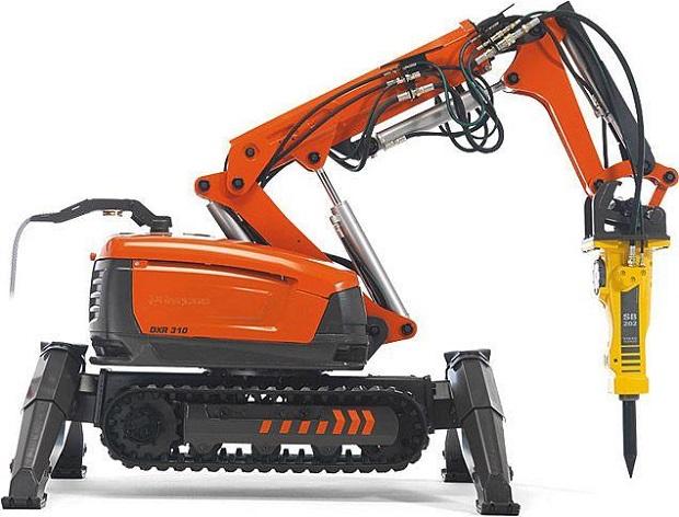 Global Constructions and Demolition Robots Market