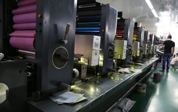 Global Printing Machinery and Equipment Manufacturing Market