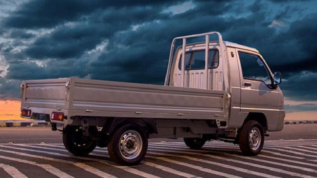Global Electric Commercial Vehicles Market