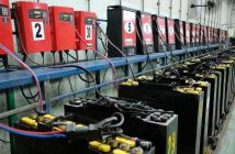 Global Forklift Battery Market