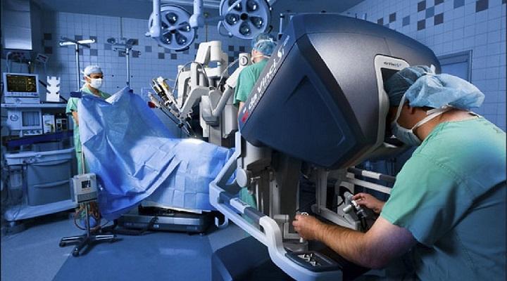 Global Robotic Surgery Services Market