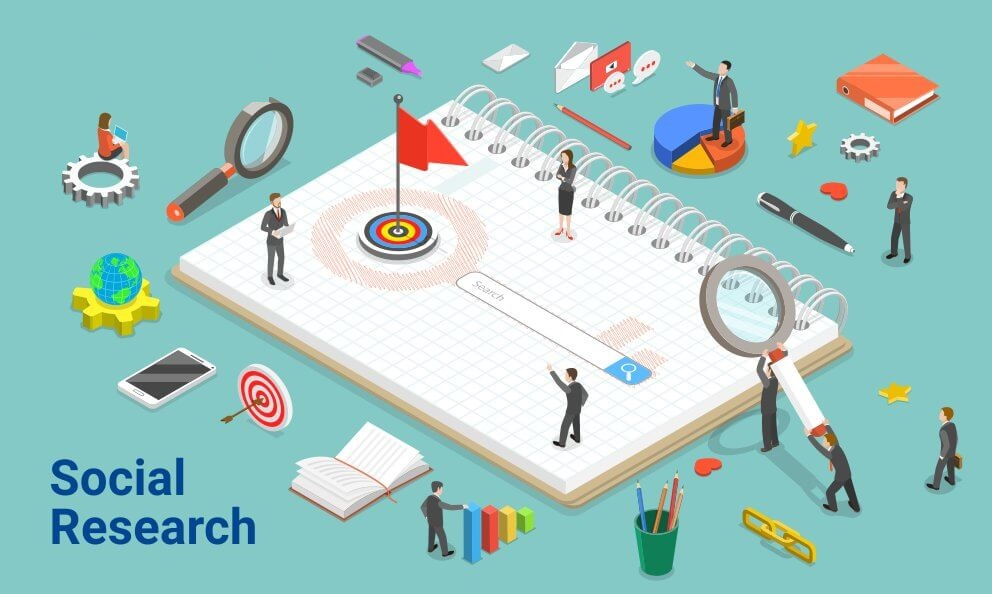 Social-Research-industry