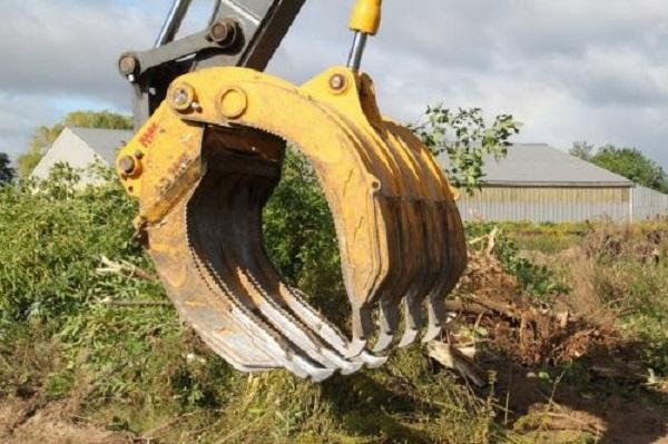 Global Excavator Grapples Market
