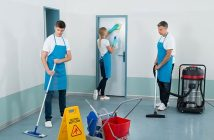 Global Industrial Cleaning Services Market