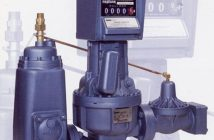 totalizing fluid meter