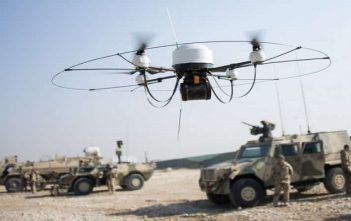 World Military Defense Drones