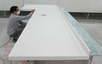 Global Corian Acrylic Solid Surface