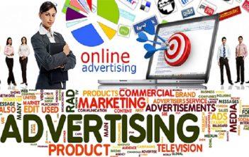 online advertising market