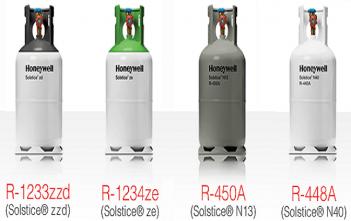 Global HFO Refrigerant Market