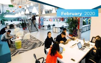 China Flexible Workspace Industry