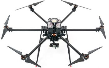 Global Multi Rotor Drone Market