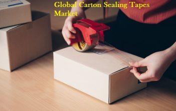 Global Carton Sealing Tapes Market