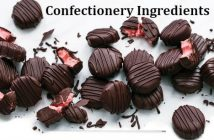 Global Confectionery Ingredients Market